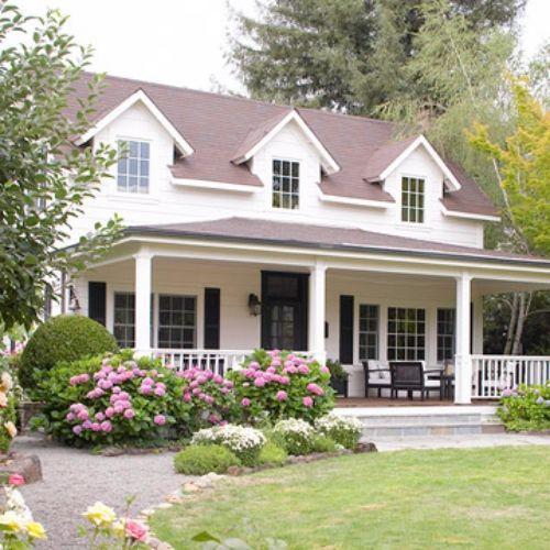 Gartengestaltung im Vorhof schönen Garten im Eingangsbereich anlegen
