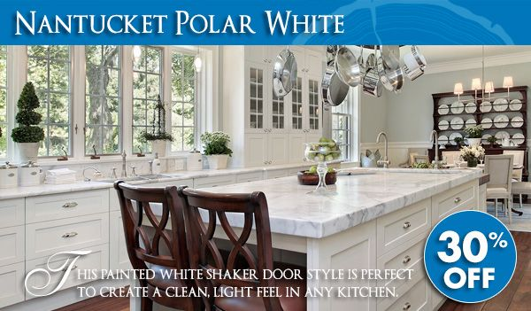 Superb Costco Cabinets   Nantucket Polar White