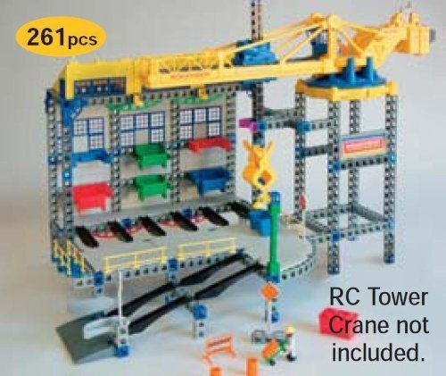 Rokenbok Crane Warehouse by Rokenbok, http://www.amazon.com/dp ...