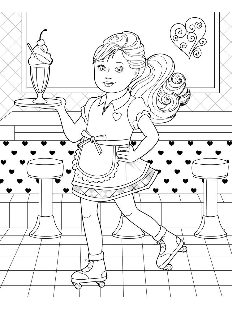 Angel Lol Doll Coloring Page Who Likes Dolls The Ones At Home Have Lots Of Dolls Maybe Even Until Your Mat Coloring Books Coloring Pages Cool Coloring Pages