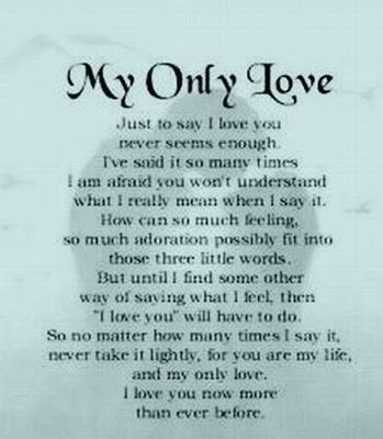 Love Poems For Him Her Your Boyfriend A Girlfriend Husband And Custom Love Quote Of The Day For Him