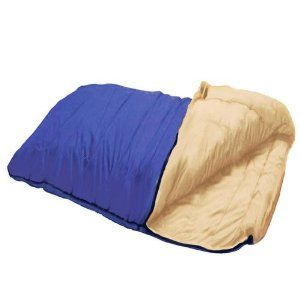 Double Sleeping Bag This One Is Extra Thick Has Dual