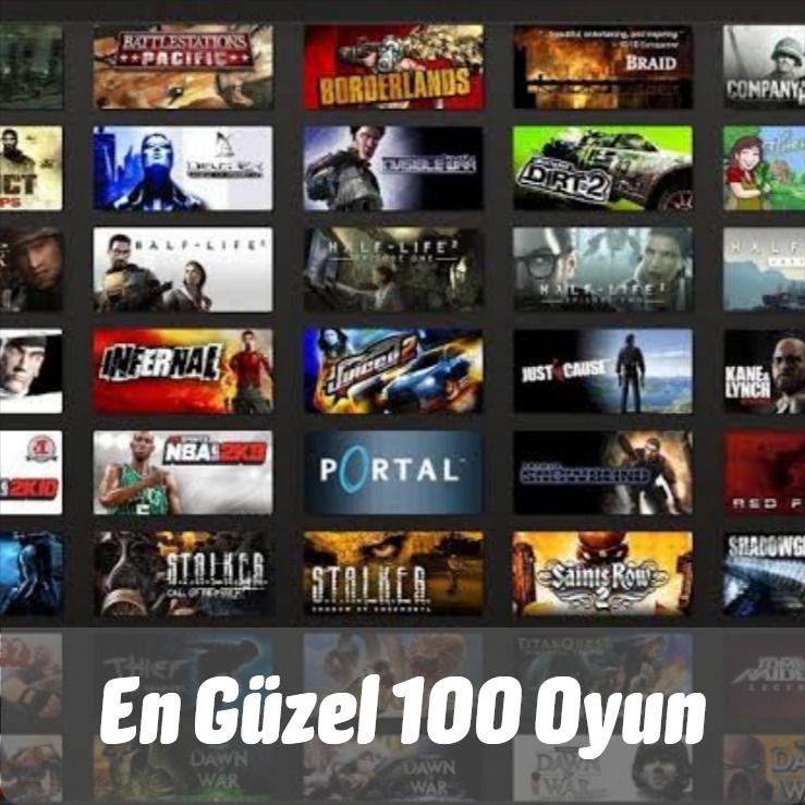En Guzel Oyunlar 100 Oyun Oyunlar Ense