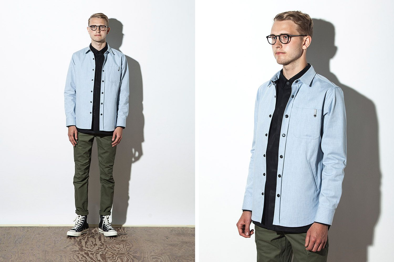Illustrated Example Draws Inspiration From Early Workwear For Fall