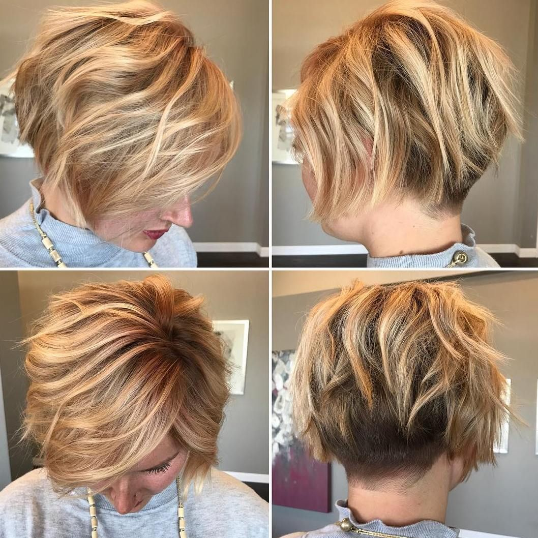50 Best Trendy Short Hairstyles For Fine Hair Hair Adviser Fine Hair Short Bob Hairstyles Short Hairstyles Fine
