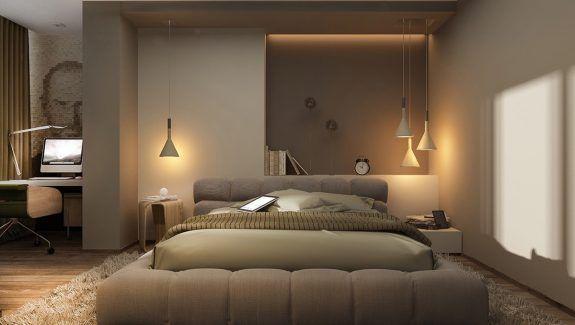 Unique Bedroom Design Ideas Pleasing Bedroom Pendant Lights 40 Unique Lighting Fixtures That Add Design Ideas
