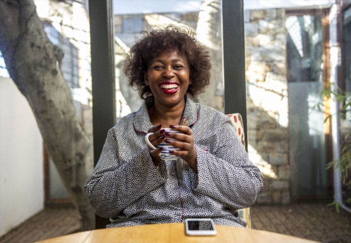 """When you get a promotion in the ANC you might be captured"" - Makhosi Khoza remains defiant Makhosi Khoza may soon be exiled, but she's not going quietly. https://www.thesouthafrican.com/when-you-get-a-promotion-in-the-anc-you-might-be-captured-makhosi-khoza-remains-defiant/"