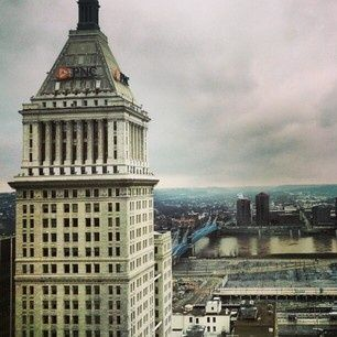 Nice Life Insurance Quotes 2017 4th Vine Tower 1913 Aka The Central Trust Bank Building Pnc Tower Th Cincinnati Ohio Ohio River Downtown Cincinnati