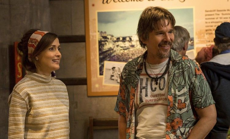 'Juliet, Naked' review: Rose Byrne, Ethan Hawke star in a story of second  chances and connection. '