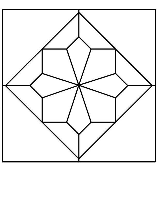 симметрия рисунки карандашом квадраты суровые или