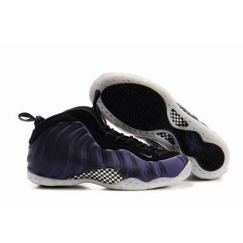 d1fb5e01248f3 Nike Air Foamposite 1 One Eggplant - Black   Varsity Purple Basketball  Shoes  61