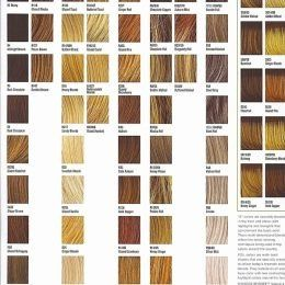 How ion hair color chart can increase your profit blonde also best images colors rh pinterest