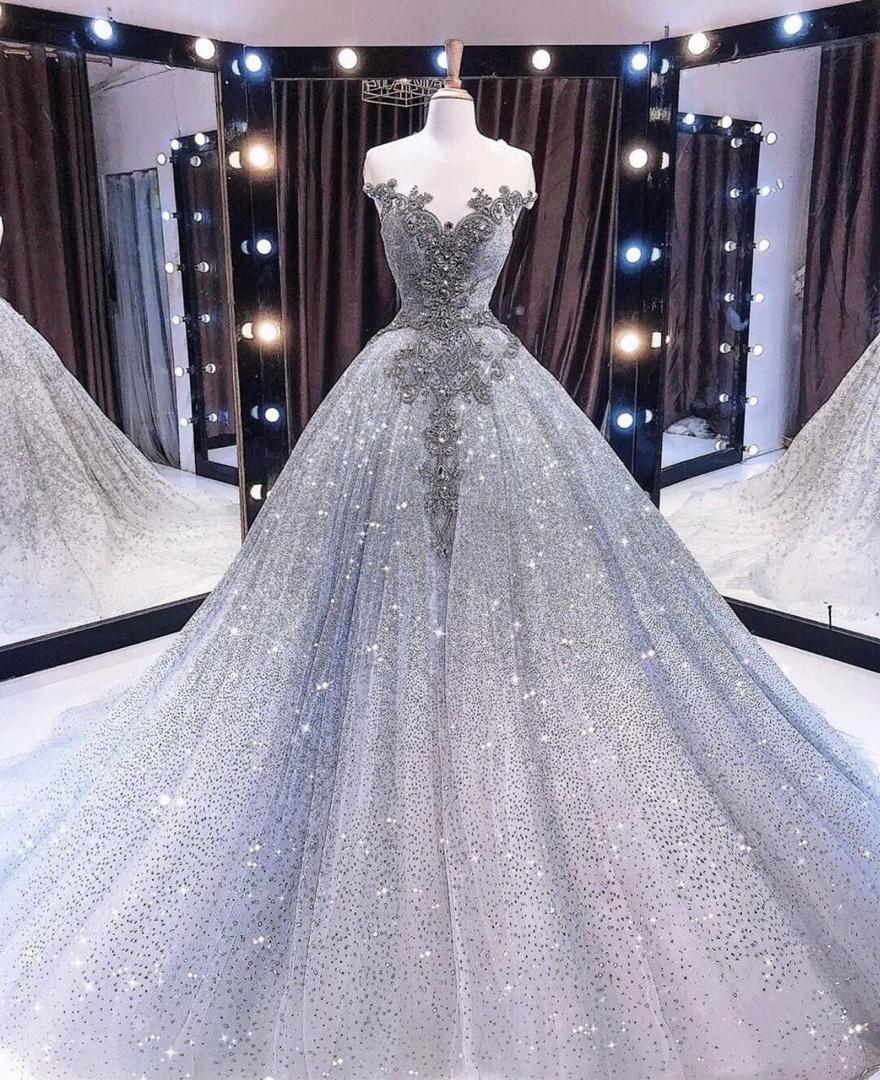 Kara Wedding/Evening Dress
