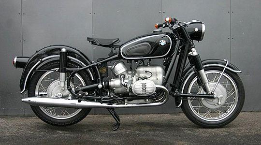 Bmw S 1960s R50 2 More Munich Than Monterey Classic
