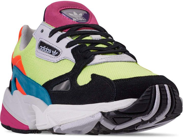 adidas Women's Falcon Casual Shoes #Sponsored , #ad, #Women ...