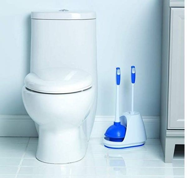 Account Suspended Toilet Accessories Plunger Clean Toilet Bowl
