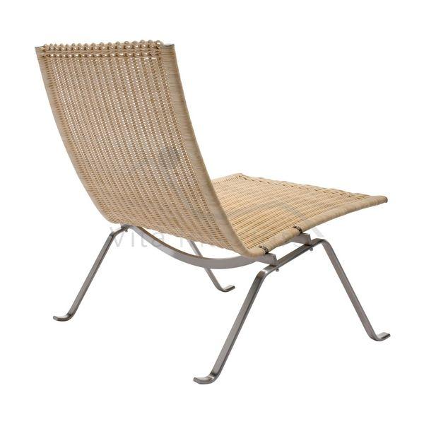 Superior Poul Kjaerholm PK22 Chair Replica   Vita Interiors