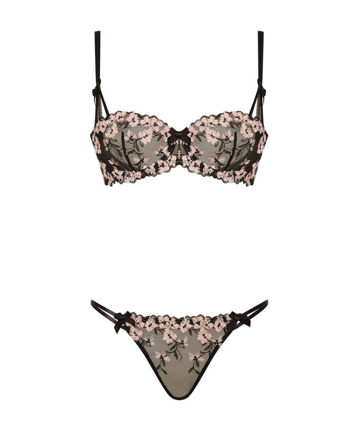 L Agent by Agent Provocateur Kaity Bra and Trixie - swxy lingerie ... d5ae92638