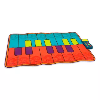 B Toys Musical Piano Mat Baby Musical Toys Boogie Woogie