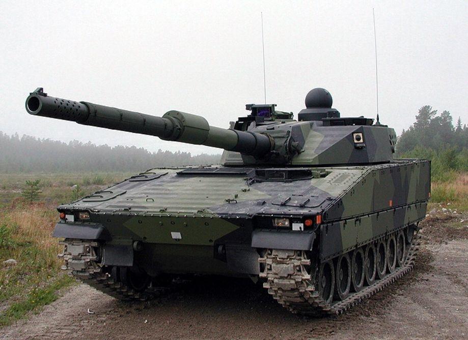 cv 90 tank