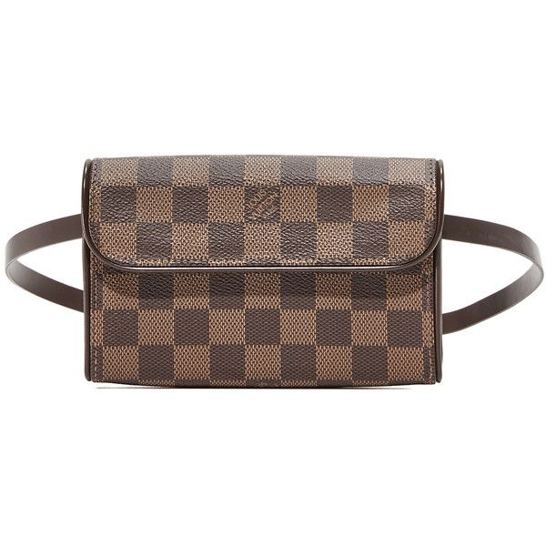 1bc79a87900 Pre-owned What Goes Around Comes Around LV Florentine Fanny Pack... (