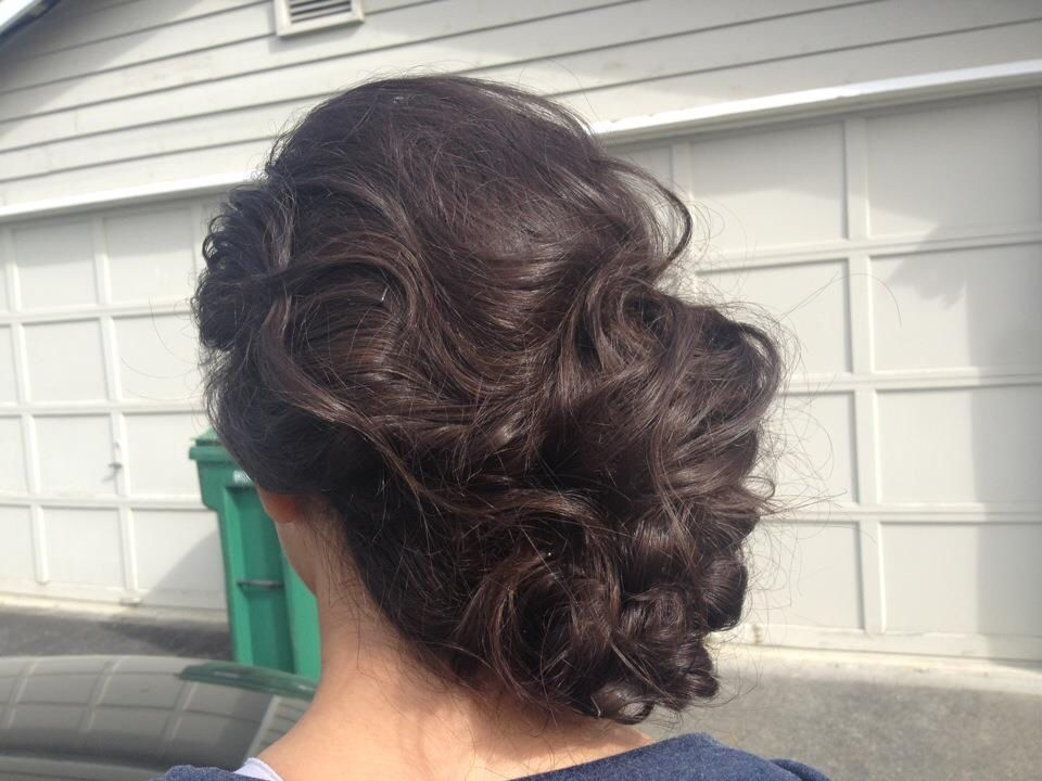 Special occasion  | homecoming hair | classy updo. hair by Michelle M.