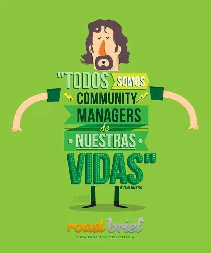 Carte de visite community manager digital marketing in