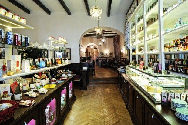 Babington Tea rooms Rome