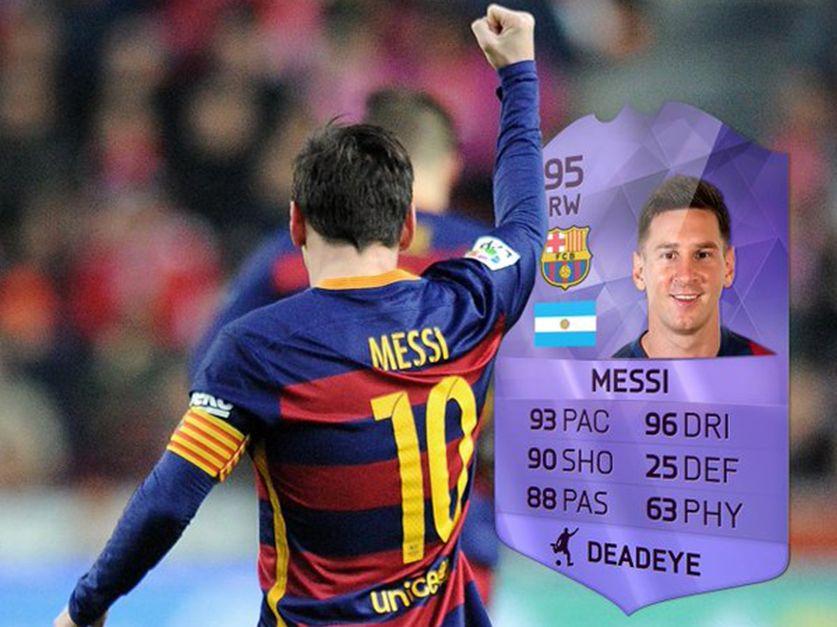 HERO MESSI! 300+ La Liga goals scored as of today. Item
