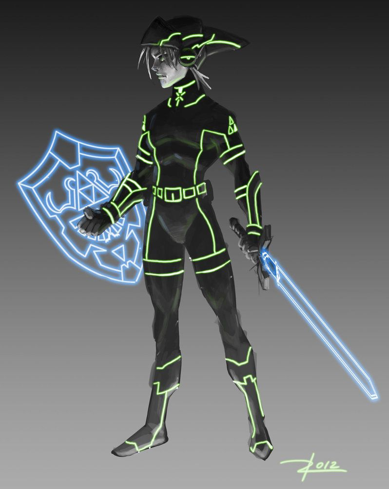 Image Result For Tron Sword Tron