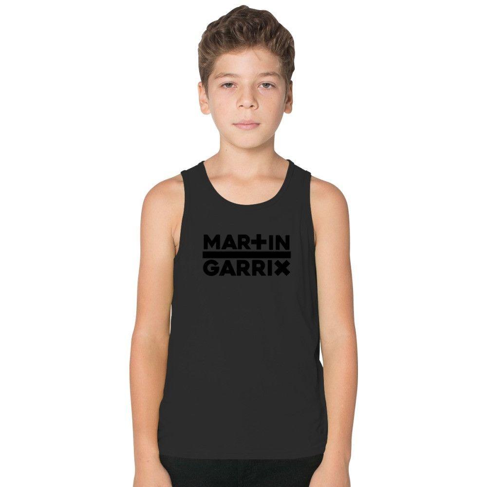 Martin Garrix Kids Tank Top