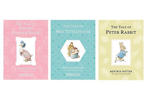 Peter Rabbit Bookworm Bundle