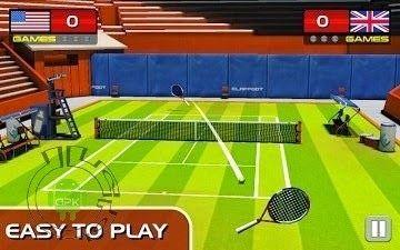 تحميل لعبة التنس لأندرويد Play Tennis Play Tennis Best Android Games Games
