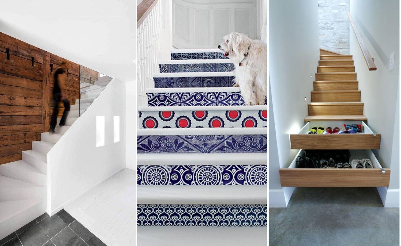 Stap voor stap een hippe trap trappen