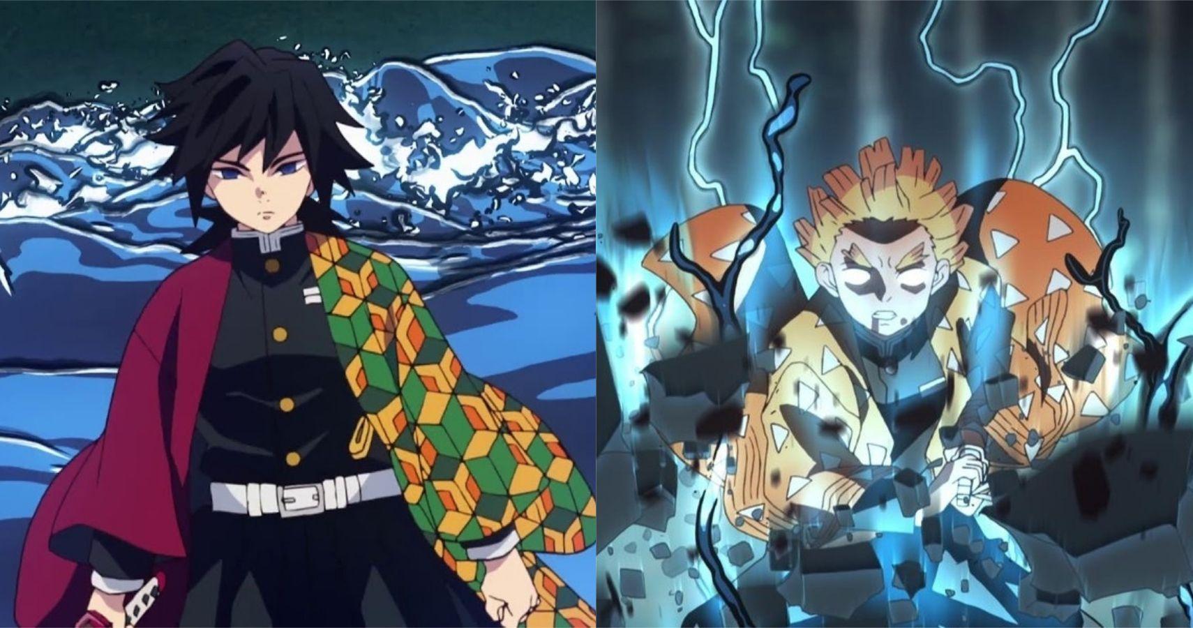 The sound hashira (音柱 おとばしら): Demon Slayer All Dead Characters - Manga
