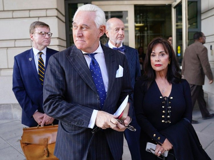Mueller Called It Trump Got The Testimony He Wanted Then Commutes Stone S Sentence Vanity Fair In 2020 Roger Stone Rogers Testimony