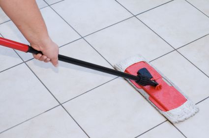How To Clean Tile Flooring And Make It Shine Like New - Clean and shine ceramic tile floors