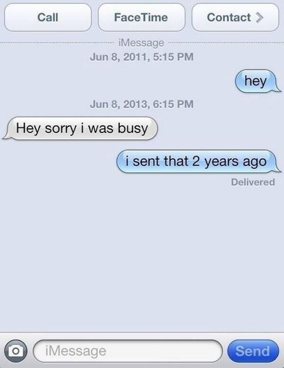 Sample text messages to a girl
