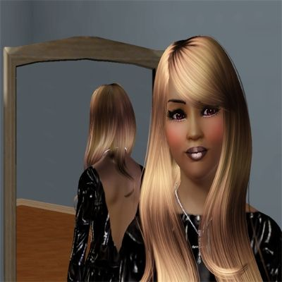 Strawberry Blonde Cool Tone by barefootedsoul - The Exchange - Community - The Sims 3