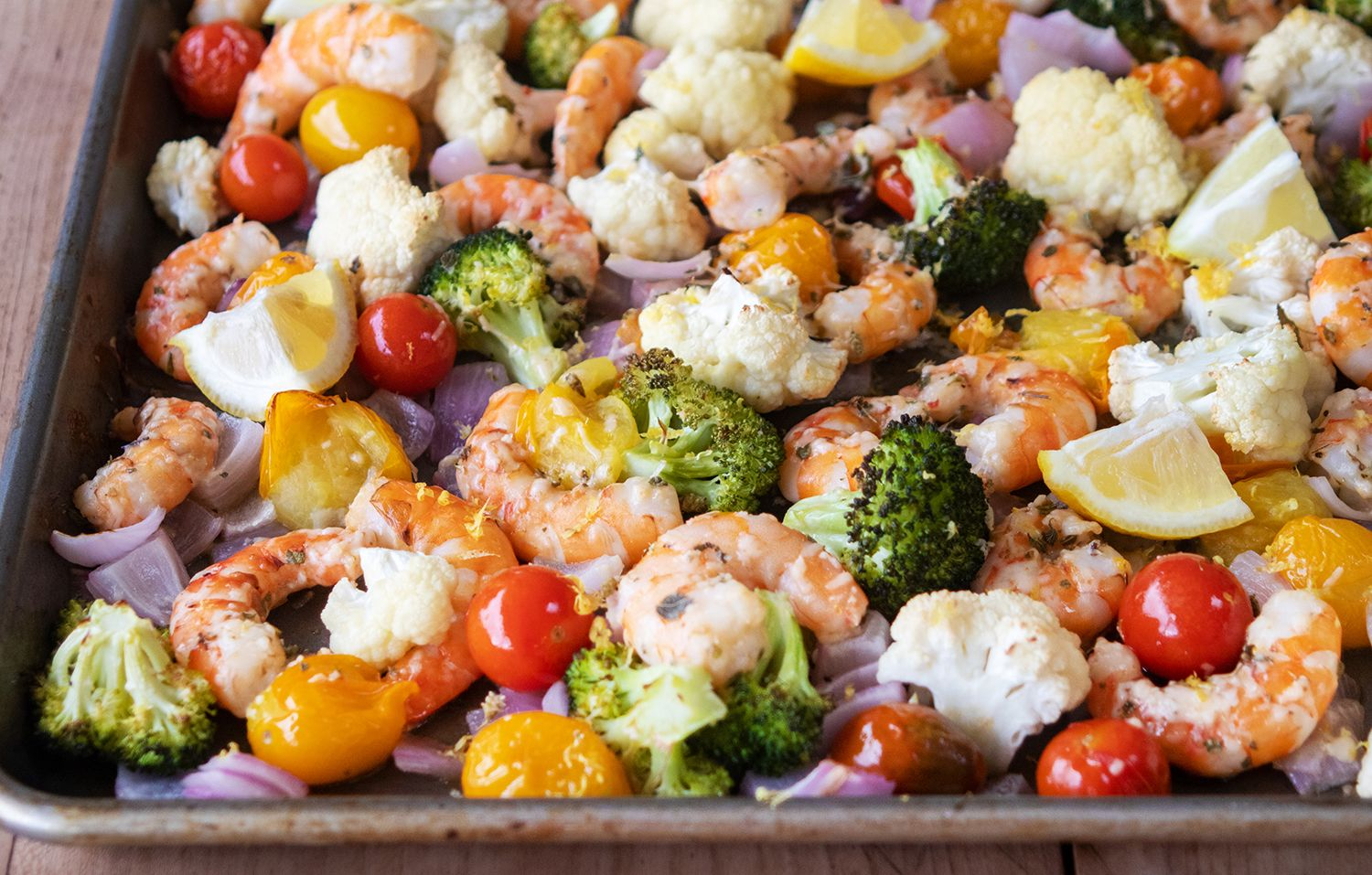 Sheet Pan Dinners To Make Cooking Easy This Summer images