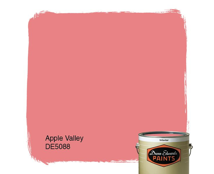 Dunn-Edwards Paints paint color: Apple Valley DE5088 | Click for a ...
