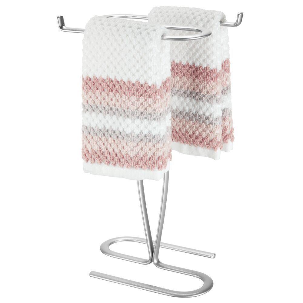 Fingertip Towel Holder For Bath Vanity Countertop In 2020 Hand