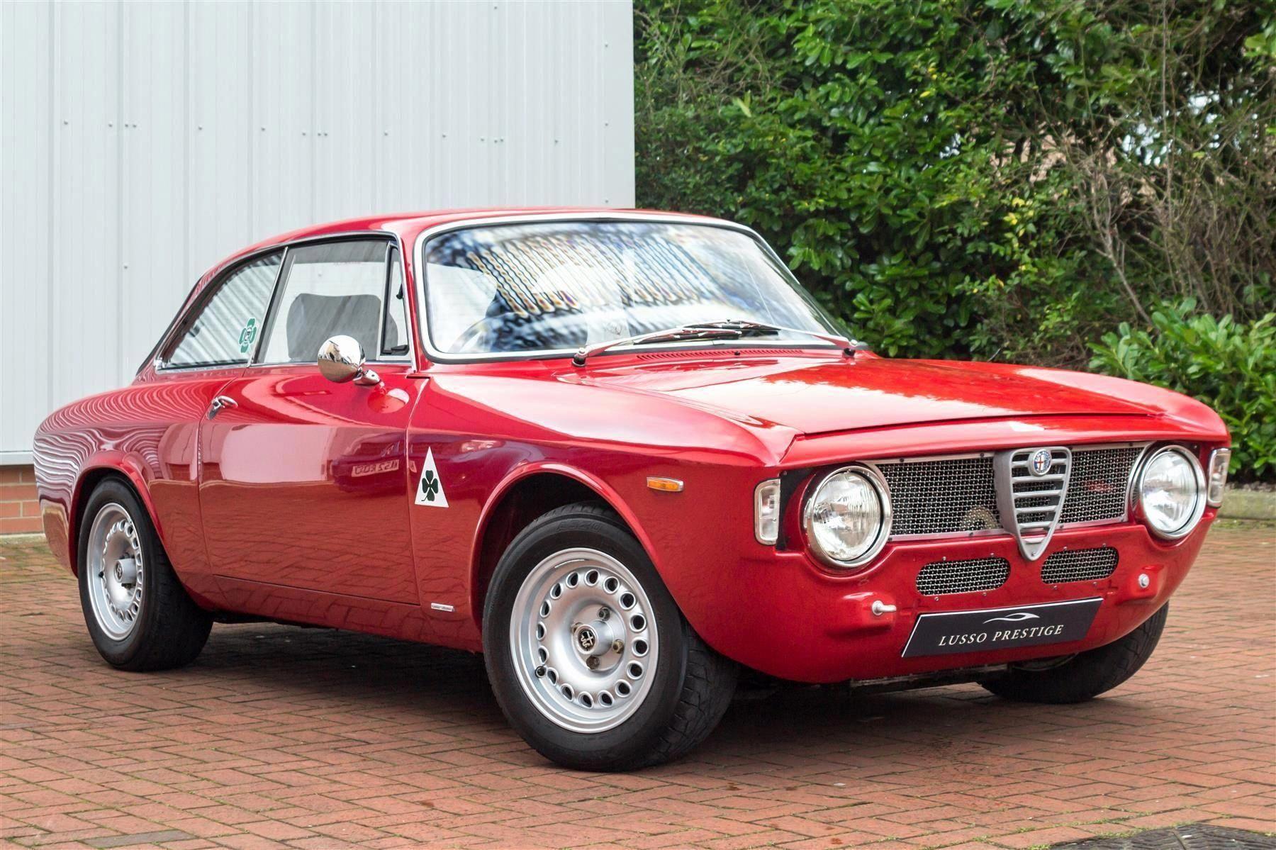 Alfa Romeo Giulia GTA AlfaRomeoclassiccars
