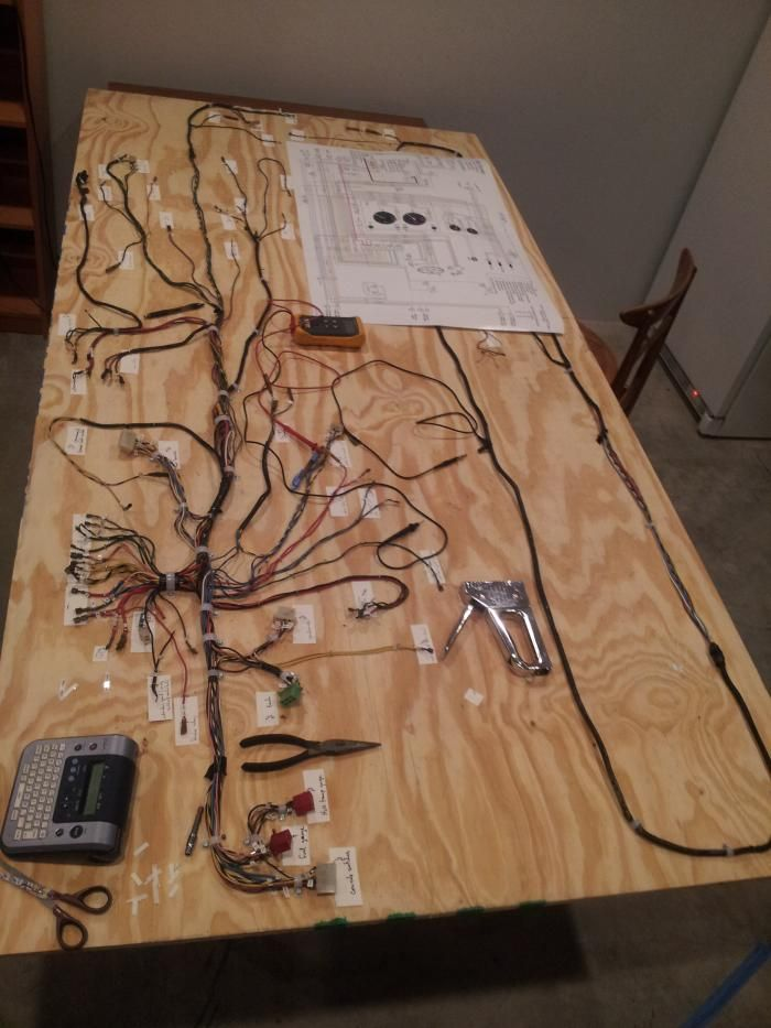 Complete Wiring Harness Source? - '02 General Discussion ... on
