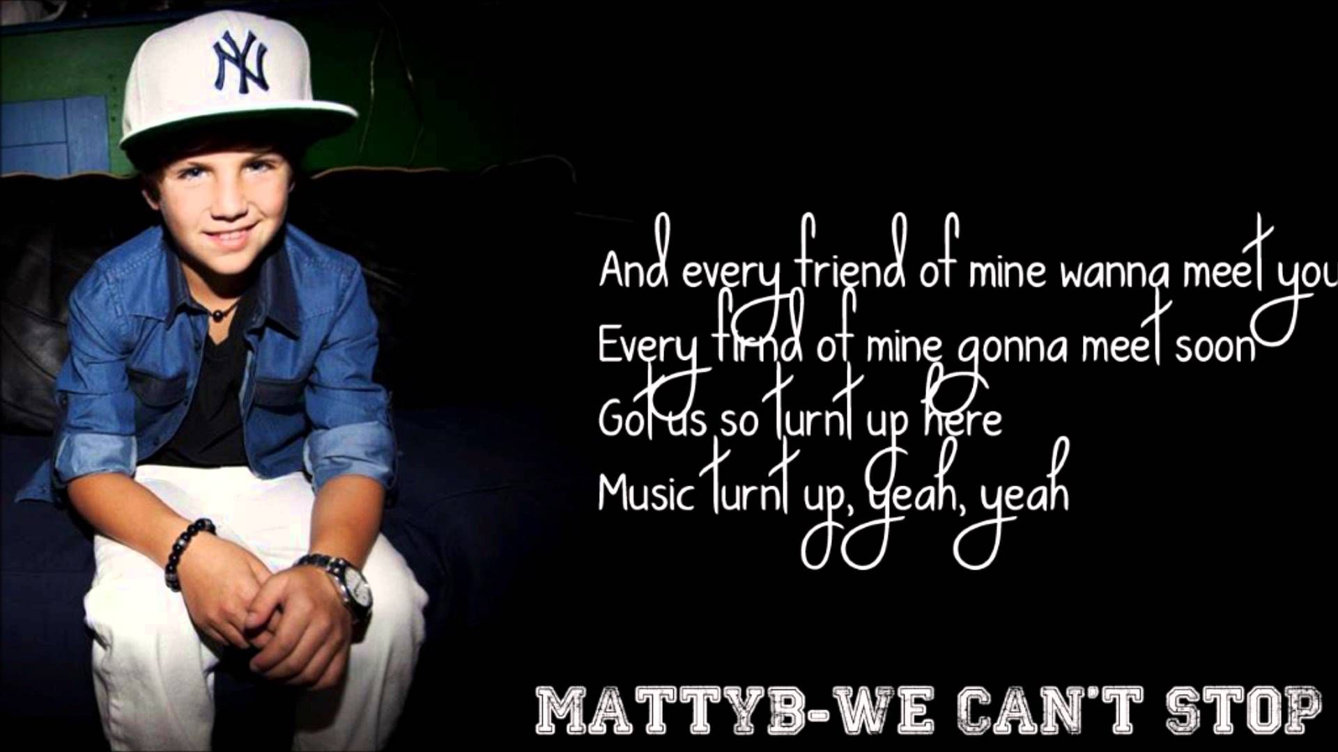 MattyBRaps Wallpapers 1920x1080 MattyB 27