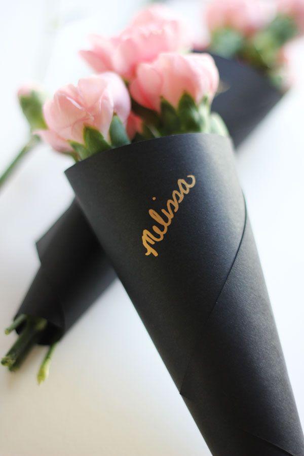 Hand Flower Craft