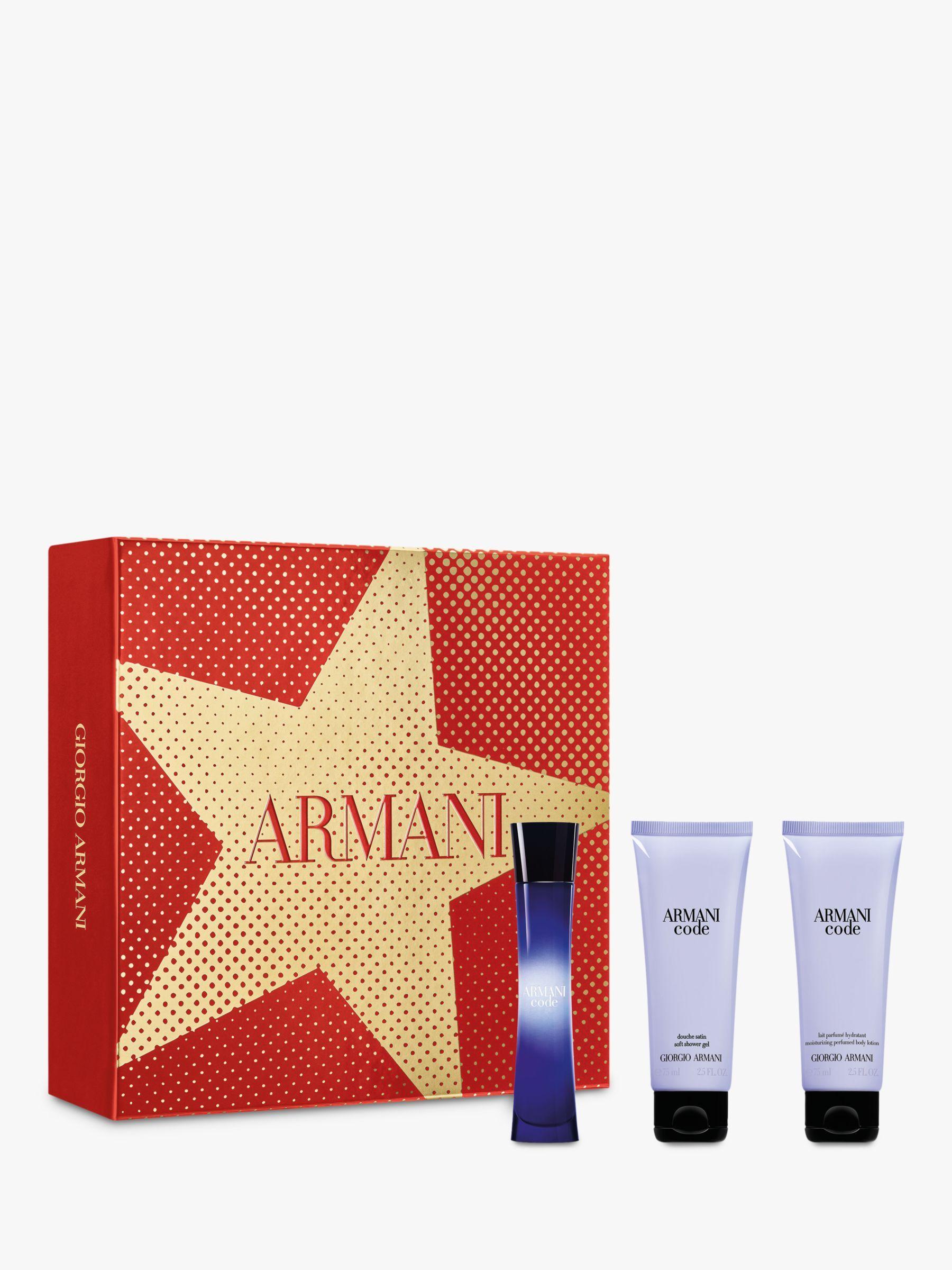Giorgio Armani Set ARMANI CODE FEMME Eau de parfum
