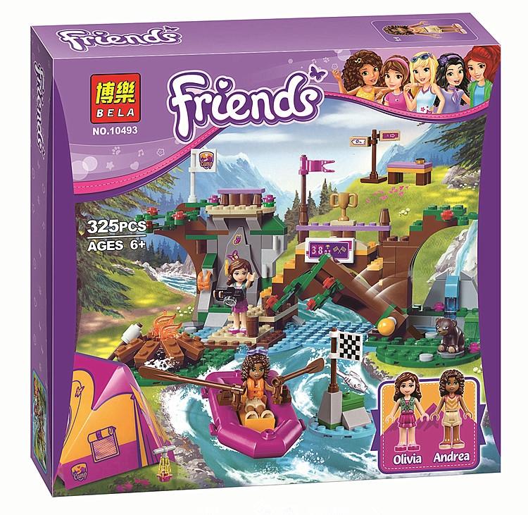 (34.99$)  Buy here  - Adventure Camp Tree House Stephanie Emma Joy 793pcs Friends Series Building Block Brick Figure Girls Toy Lepin