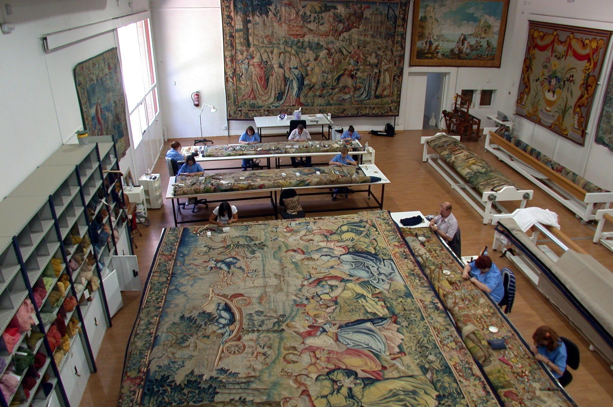 Alfombras real fabrica de tapices buscar con google creando arte weben y spinne - Fabricantes de alfombras ...