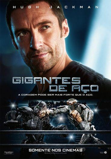 Gigantes De Aco Filmes 2011 Filmes E Capas De Filmes